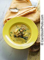 sopa, toscana, zuppa