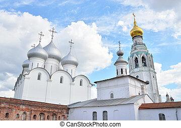 Sophia Cathedral in Vologda.
