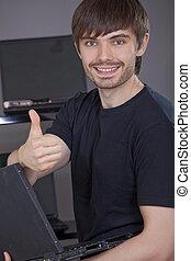soporte de computadora