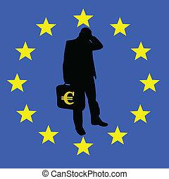 sopravvivenza, euro, interesse
