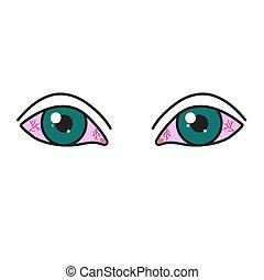 inflamed reddened eyes - Sore eyes, inflamed reddened eyes,...