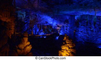 Soreq Avshalom Stalactites Cave - Israel - Soreq Avshalom...