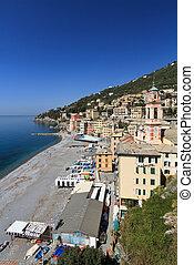 Sori, Italy - vertical composition