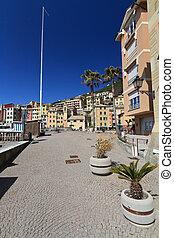 Sori, the promenade