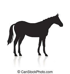 Sorrel Horse Logo