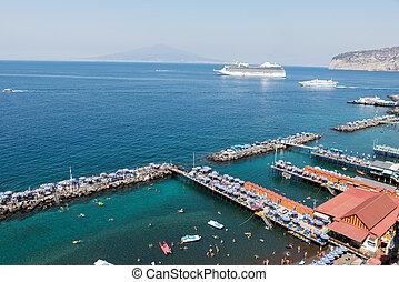 Sorrento Naples Italy