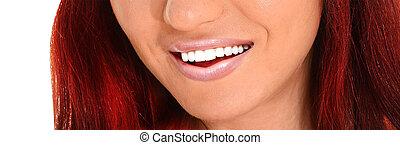 sorrizo, closeup