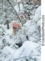 sorrizo, neve