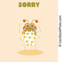 sorry, insect