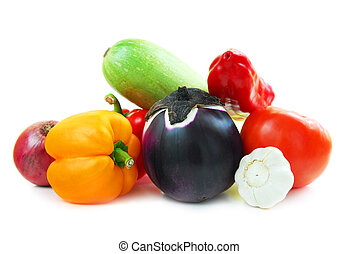 sortimento, legumes