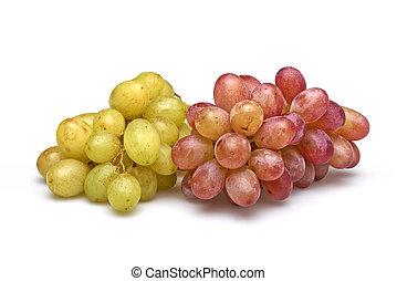 sorts, dois, uvas
