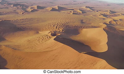 Sossusvlei Aerial view