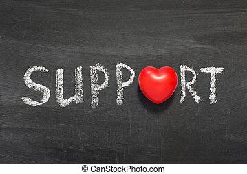 sostegno