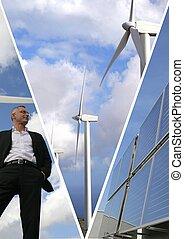 sostenibile, energie