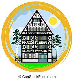 sostenible, casa