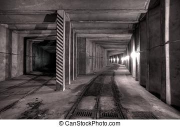 sottoterra tunnel