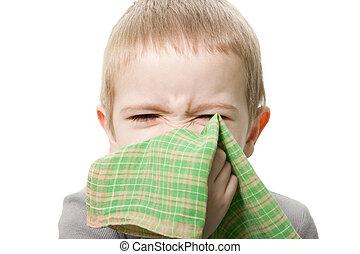 soufflant nez
