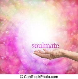 soulmate, 探す