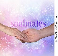 soulmate, ewig, mein