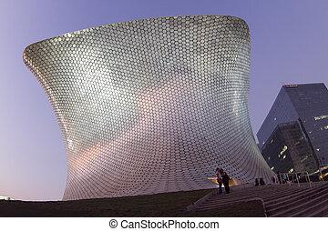 soumaya, ciudad, museo, méxico