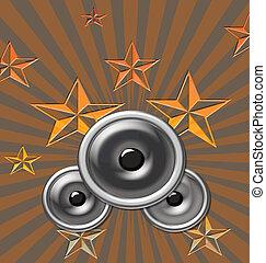 sound and stars