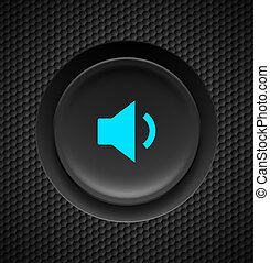 Sound button.