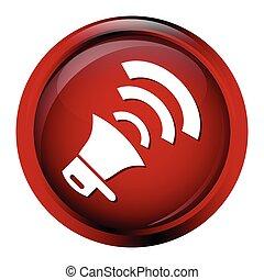 Sound button icon