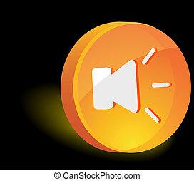 Sound Icon.