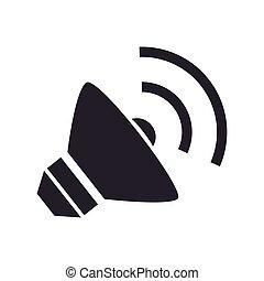 sound speaker loud