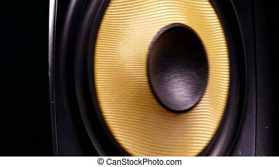 sound vibration music speaker recording studio - sound...