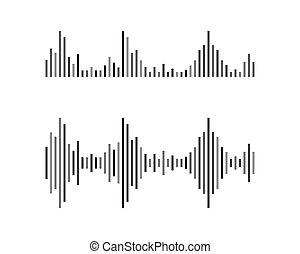sound wave ilustration
