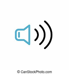 Sound Wave Outline Icon Hearing  Loss Listening