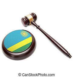 soundboard, nacional, -, aquilo, juiz, bandeira, ruanda,...