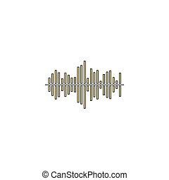 soundwave computer symbol