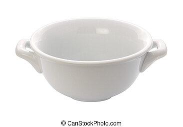Soup Crock Bowl (clipping path)