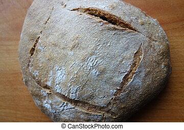 Sour Dough Bread Loaf
