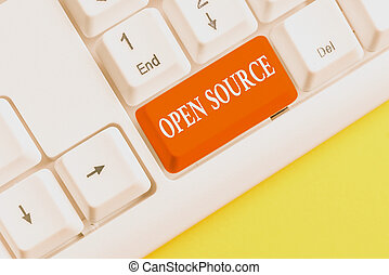 source., code, quelle, schlüssel, space., text, tastatur, leerer , original, verfügbar, software, begriff, pc, geschaeftswelt, kopie, merkzettel, rgeöffnete, wortpapier, frei, hintergrund, schreibende, oben, denoting, weißes