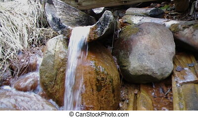 source of mineral curative water - Natural source of mineral...
