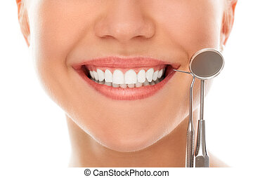 sourire, dentiste