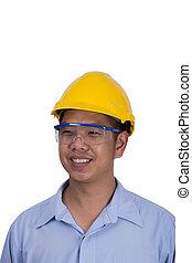 sourire, ingénieur