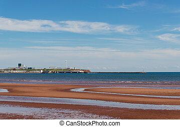 Souris beach