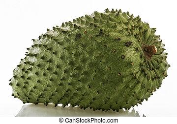Soursop (Annona muricata) - Exotic Tropical fruit - Soursop...