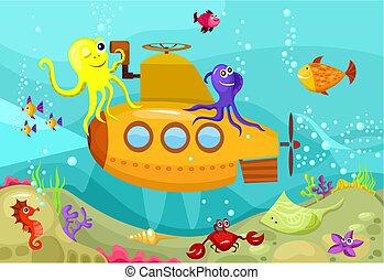 sous-marin