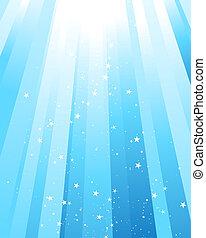 sous-marin, rayons