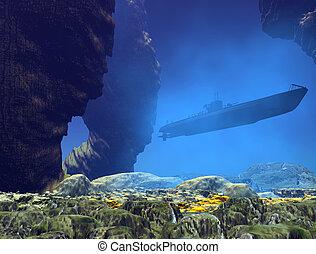 sous-marin, sous-marin