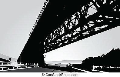 sous, pont