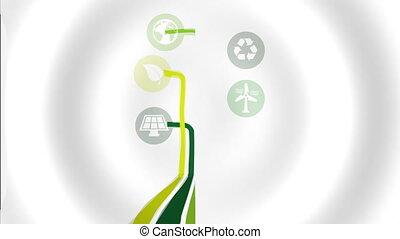 soutenable, conception, renouvelable