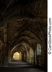 souterrain, crypte