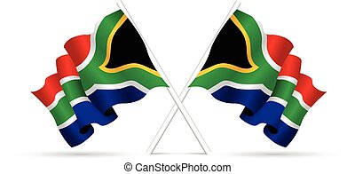 south africa national flag