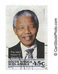 Nelson Mandela - South Africa - President Nelson Mandela...
